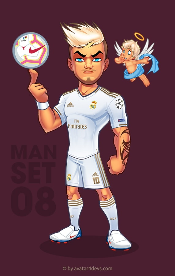 Real Madrid Avatar
