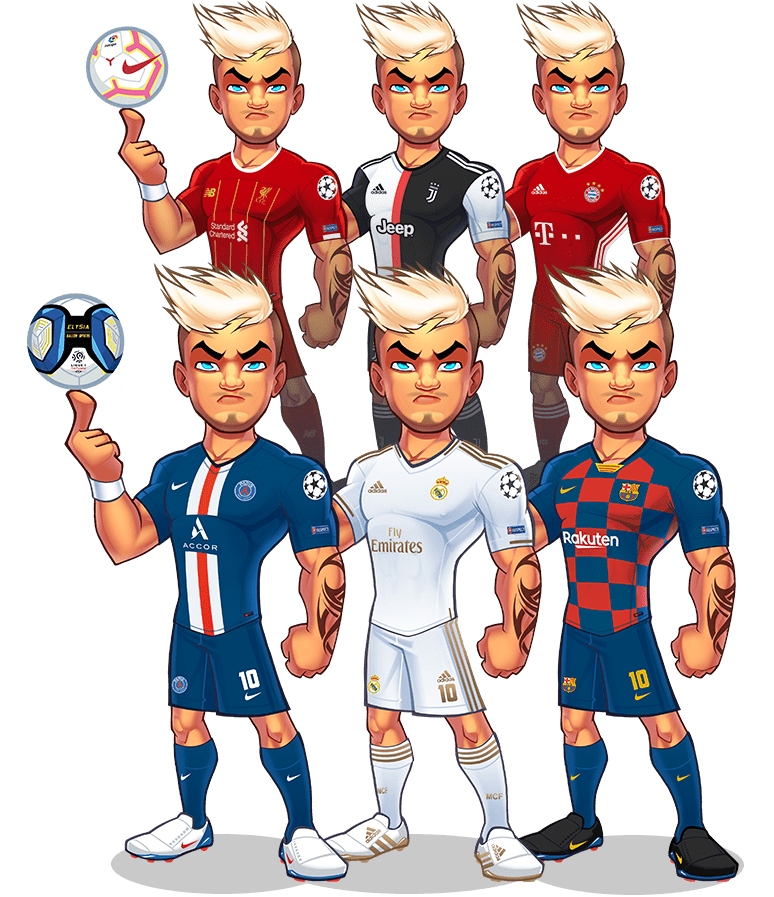 football avatars